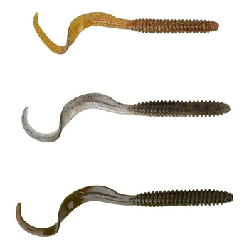 Savage Gear LB Rib Worm 11cm 8-pack