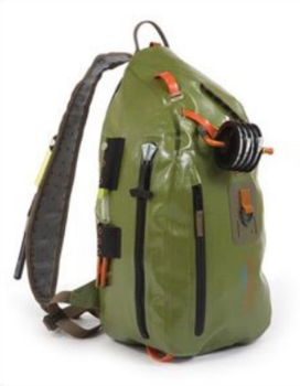 Fishpond Thunderhead Sling Green