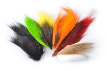 Bucktail Bitar