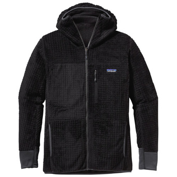 Patagonia Men's R3 Hoody Black