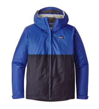 Patagonia M's Torrentshell Jacket Viking Blue