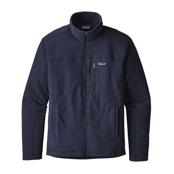 Patagonia Men's Micro D® Fleece Jacket Navy Blue