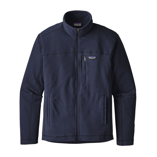 Patagonia Men's Micro D® Fleece Jacket Navy Blue XL