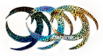 Dobb Daddy Dragontail # 1 - XXL Gold/Silver/Black