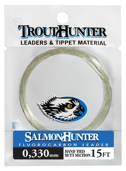 Trout Hunter SalmonHunter HT* Fluorocarbon Taperad Tafs 15ft