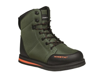 Kinetic RockGaiter Wading Boot Felt Olive Green