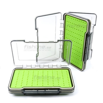 FLY Double Side Silicone Waterproof UMAS Fly Box
