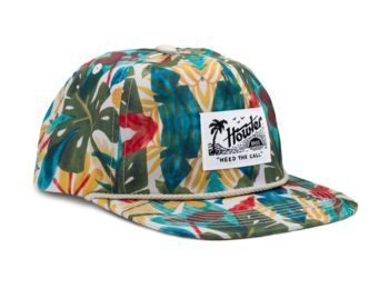 Howler Bros Cloud Forest Snapback - Stone