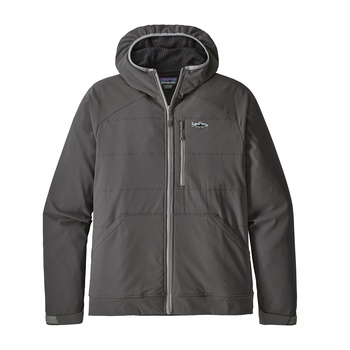 Patagonia Men's Snap-Dry Hoody Forge Grey