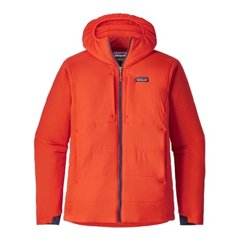 Patagonia Men's Nano-Air® Hoody Paintbrush Red