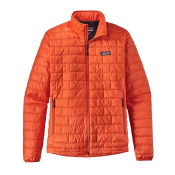 Patagonia M's Nano Puff Jacket Paintbrush Red