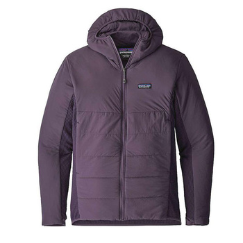 Patagonia Men's Nano-Air® Light Hybrid Hoody Piton Purple