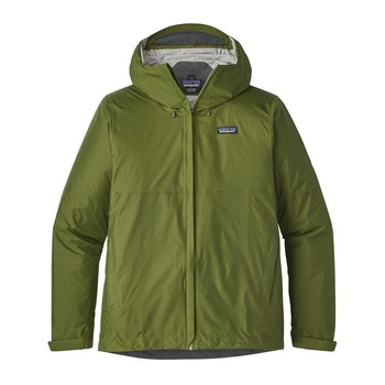 Patagonia M's Torrentshell Jacket Sprouted Green