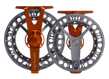 Lamson Force SL Flugrulle Series II Orange/Grey