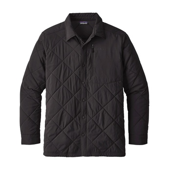 Patagonia Men's Tough Puff Shirt Black