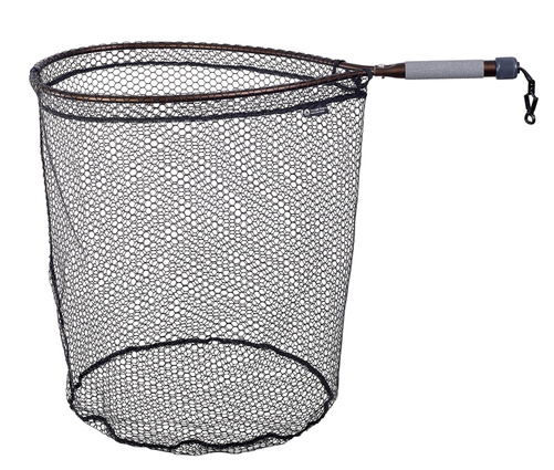 McLean Rubber Net Håv med Våg - Medium (R111)