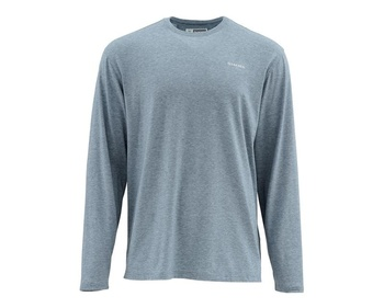 Simms Bugstopper Tech Tee Dark Moon