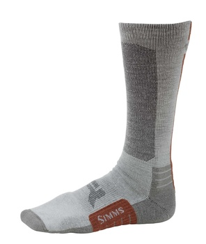 Simms Guide Lightweight Bugstopper Sock Boulder