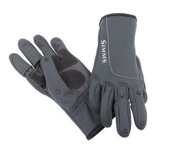 Simms Guide Windbloc Flex Glove Raven