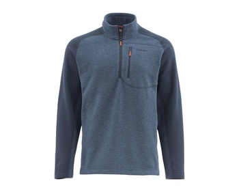 Simms Rivershed Sweater Dark Moon