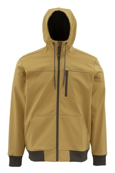 Simms Rogue Fleece Hoody Honey Brown