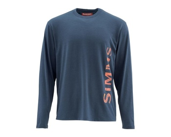 Simms Tech Tee Dark Moon
