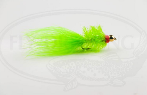 FK Dammbuster Chartreuse size 10