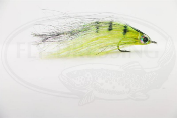 Magic Minnow Yellow #4
