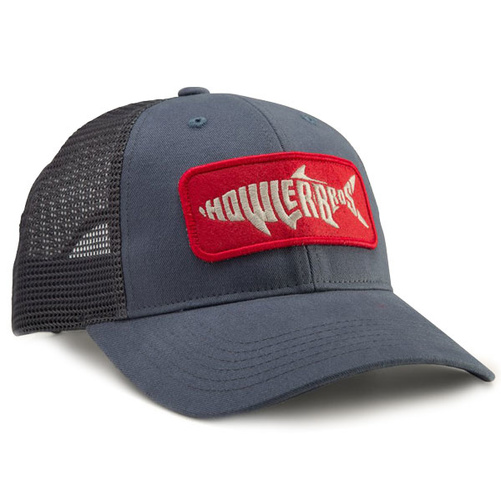 Howler Silver King Hat - Deep Blue