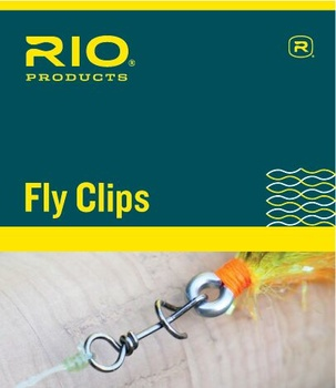 RIO Fly Clip Size 10-Pack