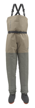 Simms Kids Tributary Stockingfoot Vadarbyxa Tan