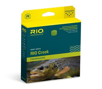 Rio Creek WF Fluglina Green/Yellow