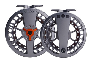Lamson Speedster Flugrulle Grey/Orange