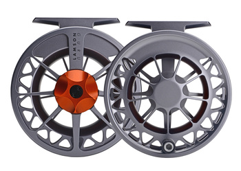 Lamson Guru Flugrulle Series II Grey/Orange