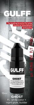 Gulff Color Resin Ghost White 15ml