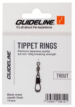 GL Tippet Rings - 2mm/12kg