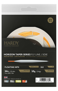 Hardy Horizon taper series Twin Flyt Fluglina