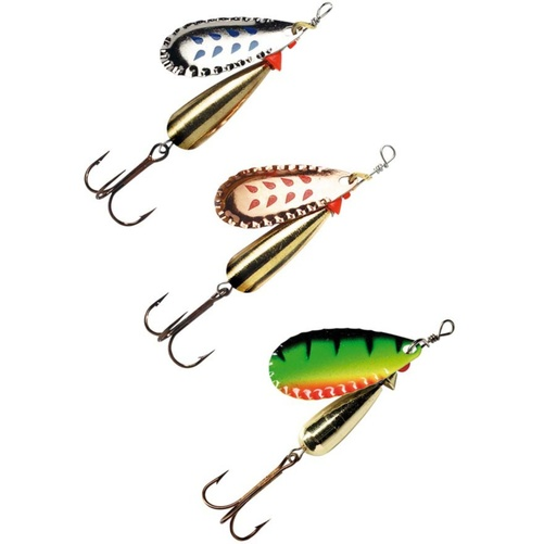 Abu Garcia Droppen Mix 3-pack 6g