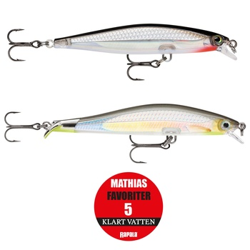 Mathias Favoriter 5 klart vatten 2-pack