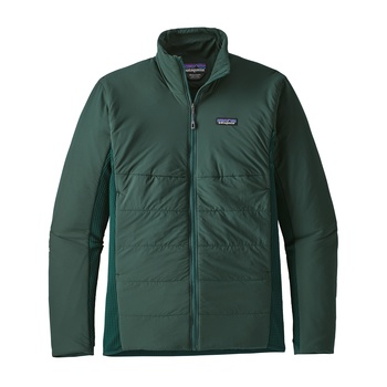 Patagonia Men's Nano-Air® Light Hybrid Jacket Micro Green
