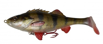 Savage Gear 4D Perch Shad 17,5 cm 75g Slow Sink