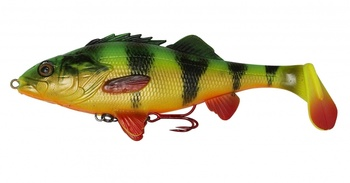 Savage Gear 4D Perch Shad 12,5cm 25g Slow Sink