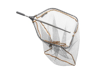 Savage Gear Pro Folding Net Rubber Mesh - Gummerad Håv