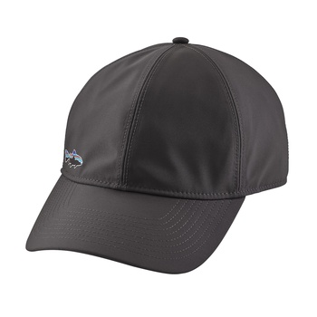 Patagonia Men's Water-Resistant LoPro Trucker Keps Forge Grey