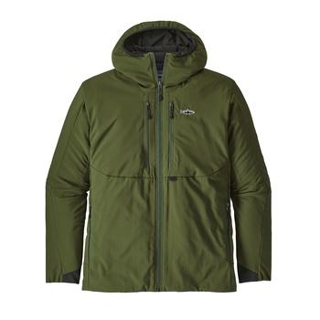 Patagonia Men's Tough Puff Hoody Nomad Green
