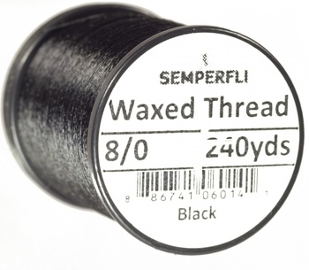 Semperfli Waxed Thread 8/0