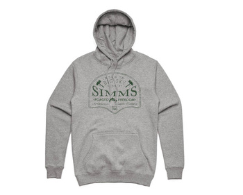 Simms Big Sky Hoody Grey Heather