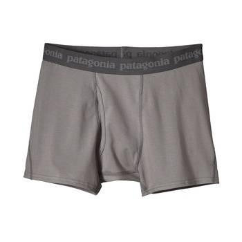 Patagonia Men's Everyday Boxer Briefs Feather Grey