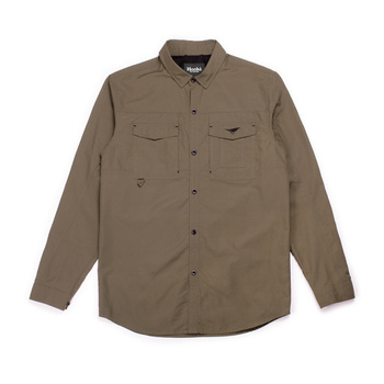 Hooke Fisherman Shirt Sand