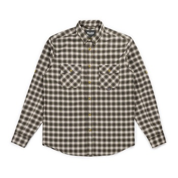 Hooke Matapédia Shirt Dark Green Plaid